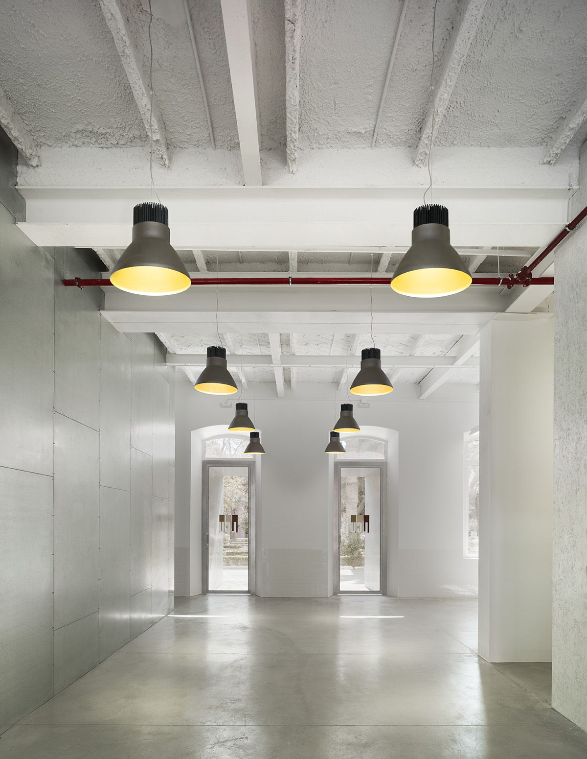 Light Bell Commercial Ceiling Light 3