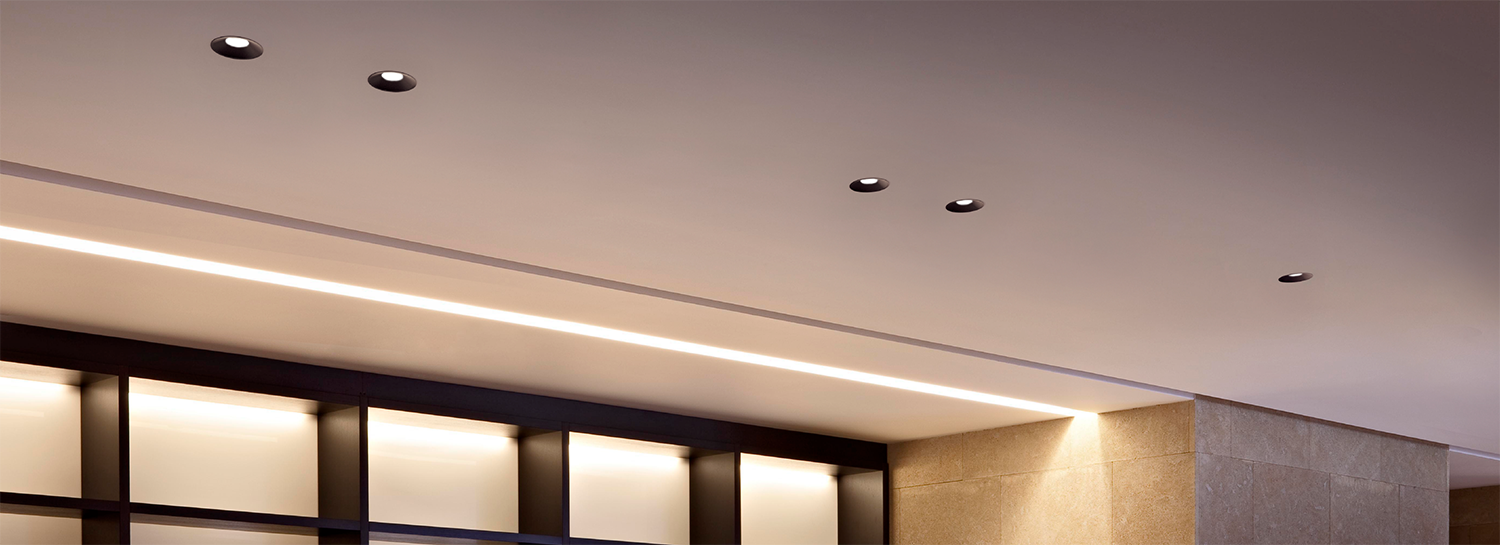 Light Shooter Commercial Recessed Downlights