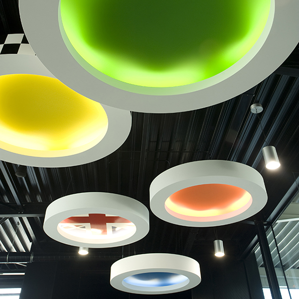 Soft Architecture Lighting USL Pluto