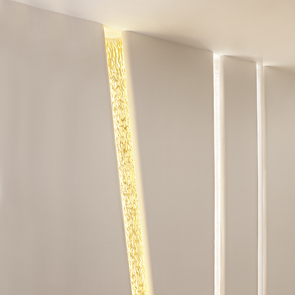 Soft Profile Deco Soft Architectural Wall Lighting