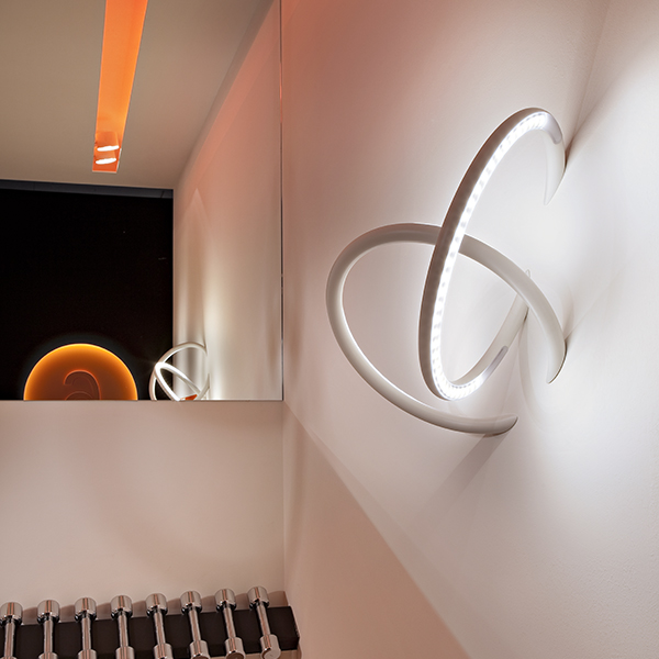 Wall Piercing – Soft Architecture Lighting 11